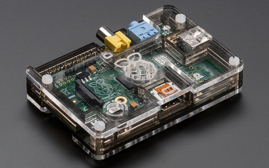 Kennisoverdracht sessie over Raspberry Pi bij het Ideeenlab